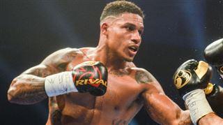 Boxe- Ryad Merhy met KO l'Américain Samuel Clarkson dès le 4e round et s'empare du titre WBA International 4
