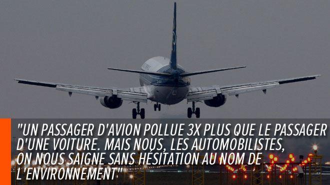 Climat et pollution de l'air- mais pourquoi le kérosène des avions échappe-t-il aux taxes? 1