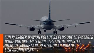Climat et pollution de l'air- mais pourquoi le kérosène des avions échappe-t-il aux taxes? 2