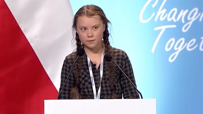 Greta Thunberg, cette militante écolo de 15 ans qui bouscule la COP24