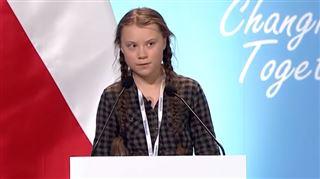 Vous n'avez plus d'excuses et nous n'avons plus le temps- le discours choc d'une ado de 15 ans à la COP24 (vidéo) 3
