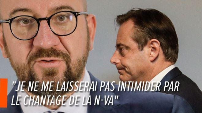 La N-VA aurait 4 exigences à son soutien au gouvernement Michel- il y est question de confédéralisme... 1
