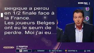 Wilmots se montre dur avec les Diables Rouges- La France méritait de gagner (vidéo) 4