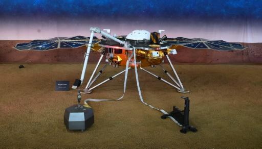 La sonde InSight a déployé sur Mars son sismomètre français