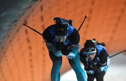 Biathlon: Fourcade rechute, la passe de 4 pour Boe