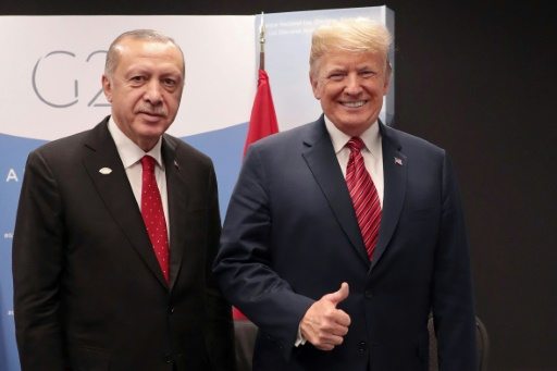 Le retrait américain de Syrie, nouveau signe de détente entre Washington et Ankara