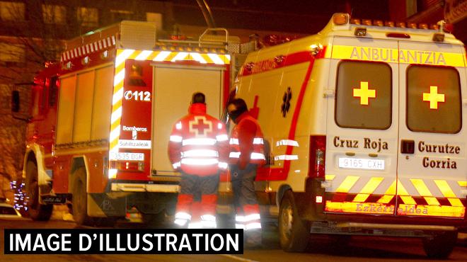 Quatre Belges grièvement blessés dans un accident en Espagne