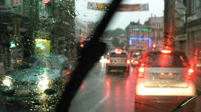 Prévisions météo: en route pour un Noël bien arrosé