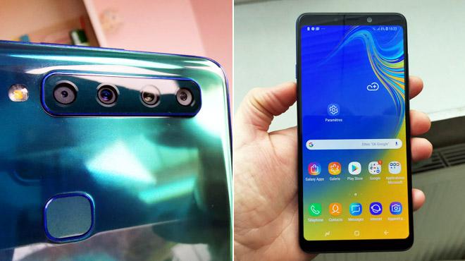 Les tests de Mathieu: ce smartphone de Samsung a 4 capteurs photo à l'arrière, y a-t-il un réel intérêt ?