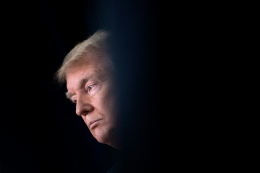 Donald Trump, désormais seul en scène