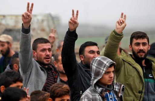Les Kurdes, une nouvelle fois