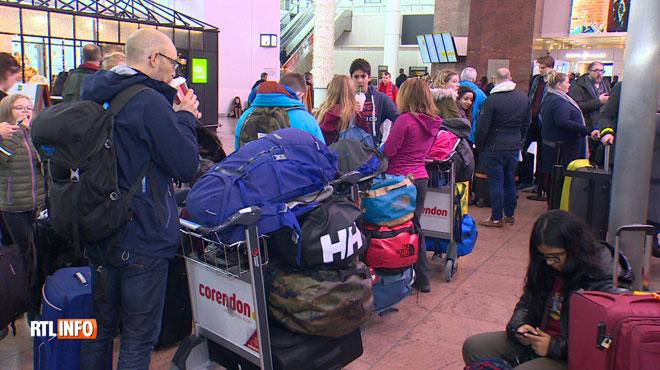 Près de 80.000 passagers ont afflué à l'aéroport de Bruxelles aujourd'hui: une destination enregistre une très belle croissance