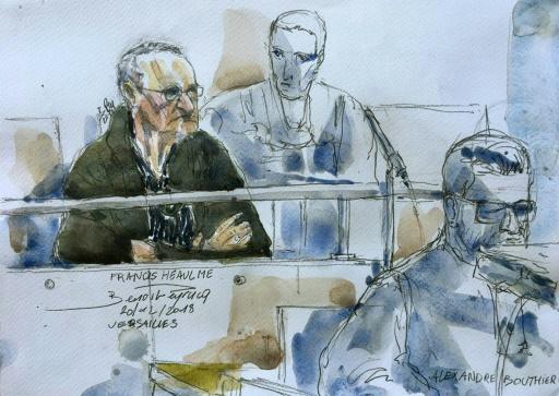Double meurtre de Montigny-lès-Metz: perpetuité confirmée en appel pour Francis Heaulme