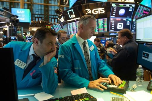 Wall Street accuse sa pire débâcle hebdomadaire depuis la crise financière