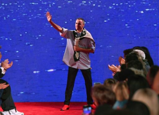 USA: le styliste Raf Simons quitte Calvin Klein