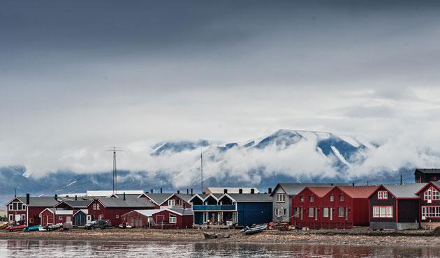 Hold-up irréfléchi dans la banque la plus septentrionale au monde: