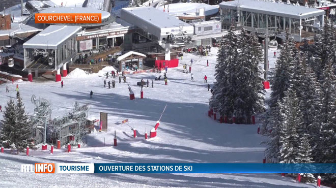 Pour ceux qui ont choisi de skier pendant ces vacances-ci, les conditions s'annoncent étonnamment bonnes