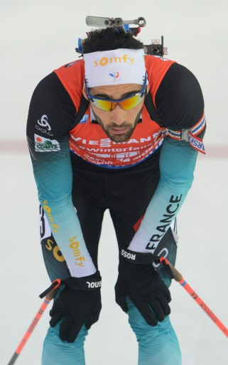 Biathlon: Fourcade, les montagnes russes