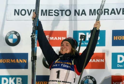 Biathlon: coup double pour Roeiseland