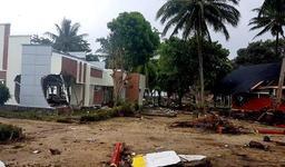Tsunami en Indonésie: