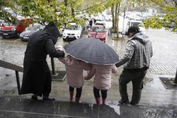 Un doux dimanche de pluie avant une baisse des températures