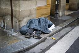 Grande-Bretagne: le nombre de sans-abri doublé en cinq ans