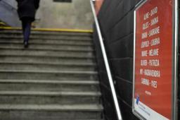 Les noms des victimes de l'attentat de Maelbeek seront gravés dans la station de métro