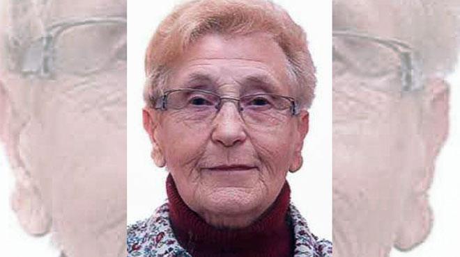 Yvonne est portée disparue depuis qu'elle a quitté sa maison de repos à Braives: l'avez-vous vue?