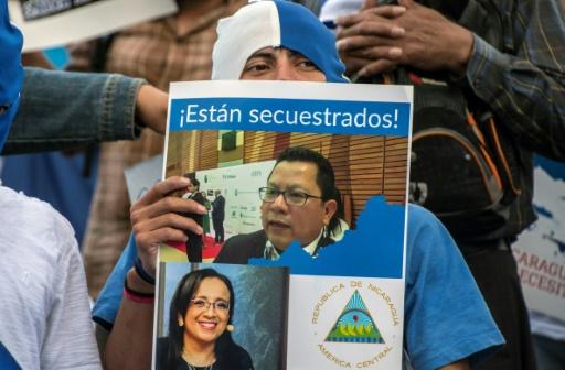 Nicaragua : une 2e journaliste critique du régime d'Ortega accusée de
