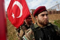 Conflit en Syrie - Erdogan assure qu'il va