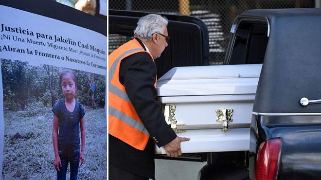 Le corps de Jakelin, la petite migrante de 7 ans morte aux États-Unis, est arrivé au Guatemala
