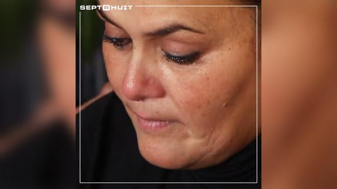 Les larmes de Yasmina, la maman de Miss France 2019: