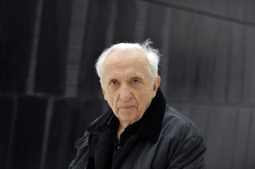 Pierre Soulages, 99 ans, bientôt au Louvre et peut-être à New York?