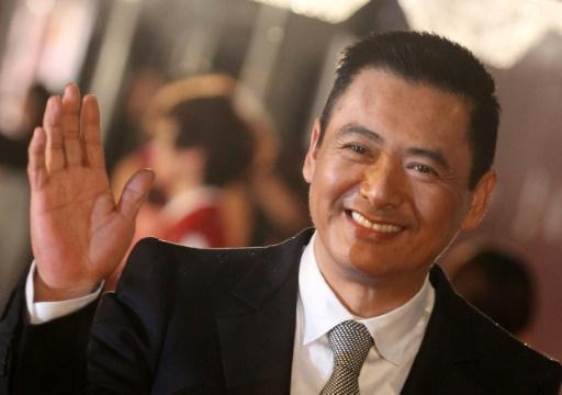 Hong Kong: la star du cinéma Chow Yun-fat veut léguer sa fortune à des oeuvres