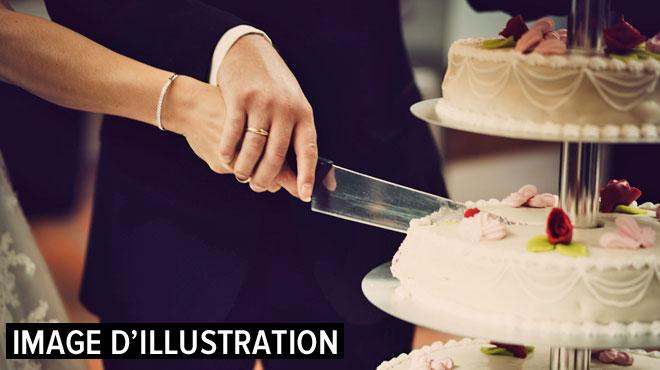 En plein mariage, il saisit un couteau et attaque la mariée... parce qu'il n'avait plus de bière