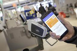 Plus de 15 millions de paiements électroniques le week-end dernier avec deux records