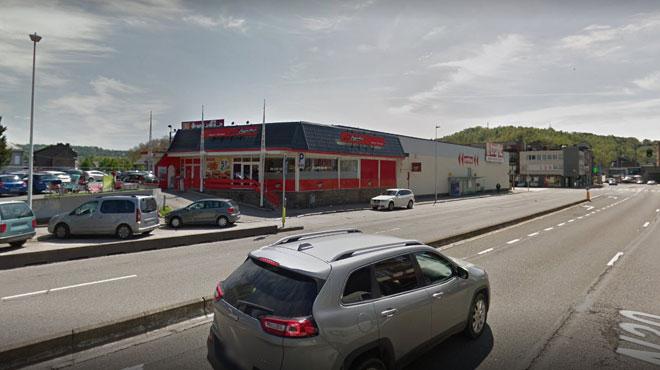 Chênée: deux hommes braquent le Pizza Hut, l'un d'eux se fait identifier par un client