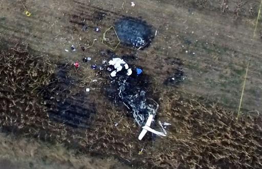 Mexique: décès de la gouverneure de l'Etat de Puebla dans un accident d'hélicoptère