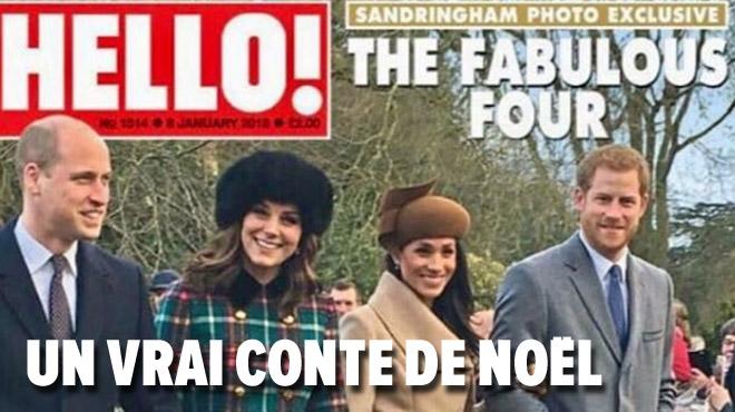 Cette photo de Kate, William, Meghan et Harry a CHANGÉ LA VIE de Karen, une mère célibataire qui jonglait avec deux boulots