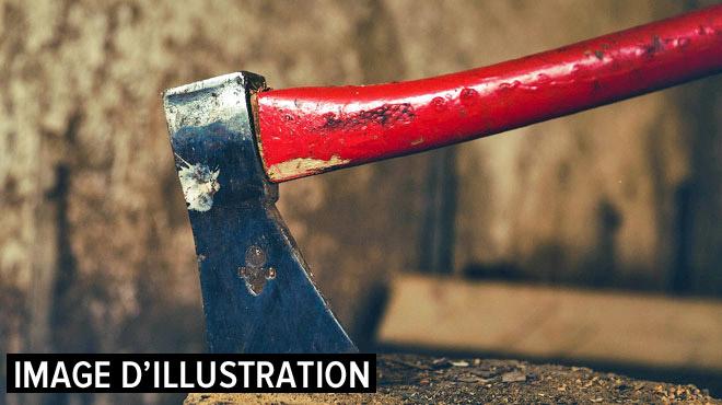 Le réveillon vire au drame à Verviers: un homme s'arme d'une hache pour agresser son père