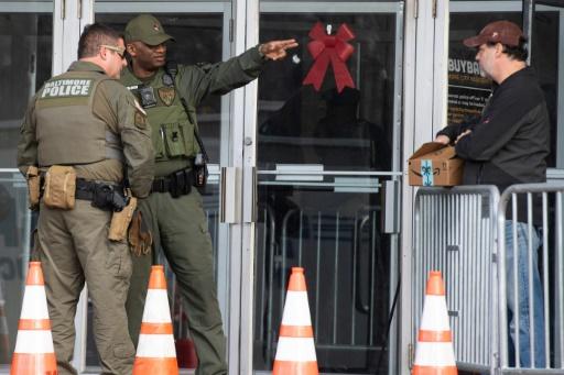 USA: près de 2.000 armes récupérées par la police à Baltimore