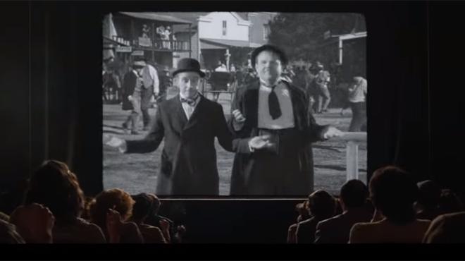 Pour la toute première fois, un cinéaste s'attaque à l'association mythique de Laurel et Hardy: découvrez la bande-annonce (vidéo)