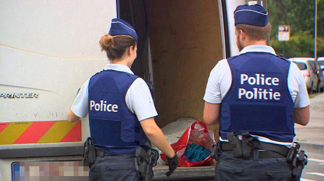 Les chiffres de criminalité ne sont plus en baisse en Belgique: le