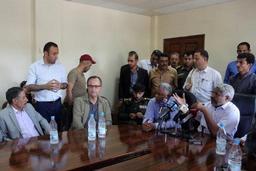 Première réunion des belligérants du conflit au Yémen sous l'égide de l'Onu
