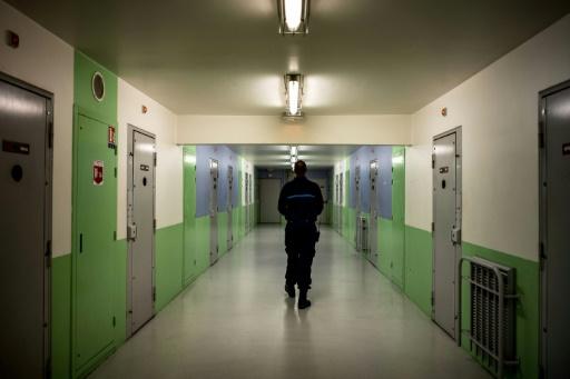 Prisons: nouveau record de détenus en France au 1er décembre, plus de 71.000