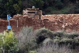 L'armée israélienne a détruit un cinquième tunnel du Hezbollah libanais