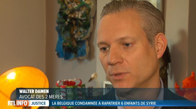 Nés de mères belges, six enfants de Syrie vont devoir être rapatriés en Belgique