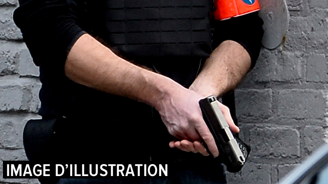 Fort Chabrol à Sclessin: un individu provoque l'intervention du peloton anti-banditisme