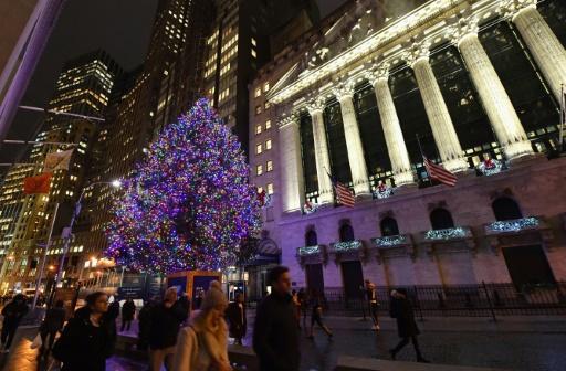 Wall Street s'envole à la clôture pour sa meilleure séance depuis 2009