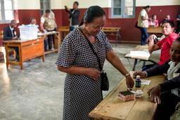 L'ex-chef de l'Etat Andy Rajoelina a remporté la présidentielle à Madagascar